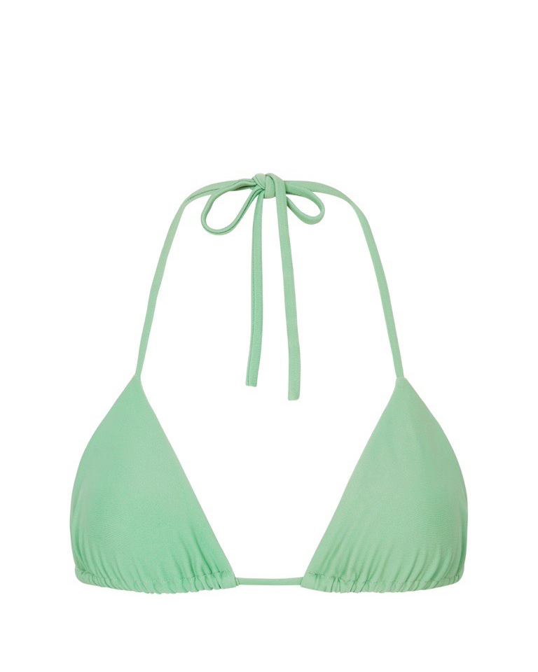 Tanliines-The-Alma-Bikini-Top-MintNEW